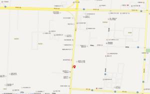 贺乔迁-变更:办公室地址、传真(附线路图)